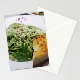 PESTO PASTA! Stationery Cards