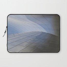 METALLIC WAVES Laptop Sleeve