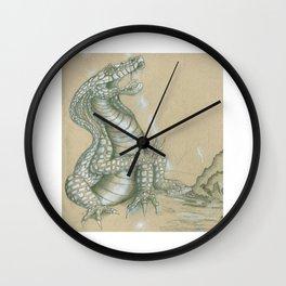 Dragon's Laugh Wall Clock