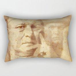 Mr. Crowley Rectangular Pillow