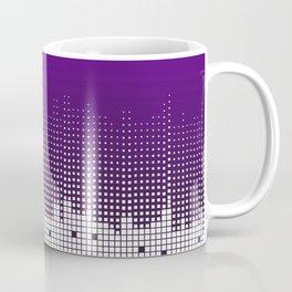 White rectangles Coffee Mug