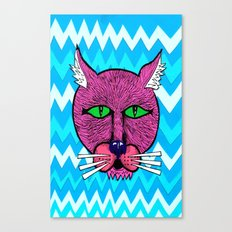 koolkat Canvas Print