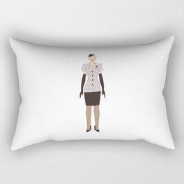 Madge 12 Take A Bow Rectangular Pillow