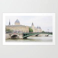 This is Paris Art Print