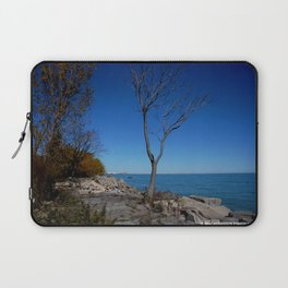 So Near, But Yet So Far #1 (Chicago Northerly Island Collection) Laptop Sleeve