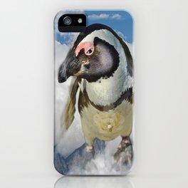Flying Jack iPhone Case