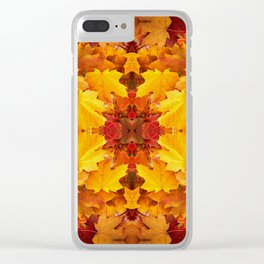 Autumn moods n.12 Clear iPhone Case