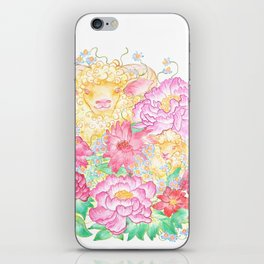 Happy New Year of the Sheep! iPhone Skin
