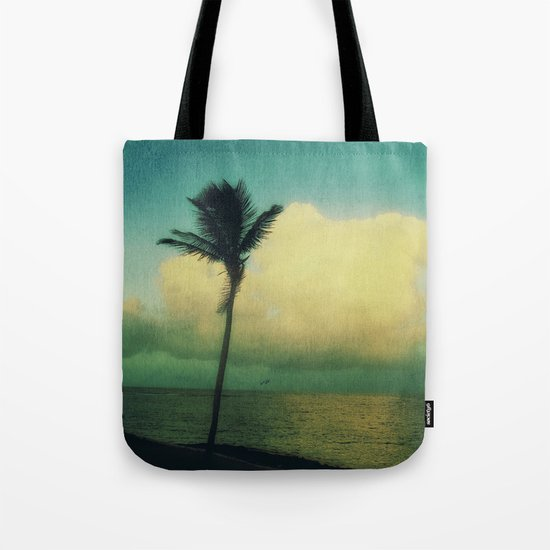 sunset solo Tote Bag