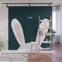 Bunny Wall Mural