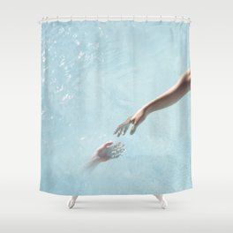 my soul will find yours Shower Curtain