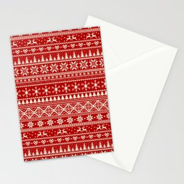 Christmas Jumper Stationery Cards