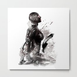 Fetish painting #3 Metal Print