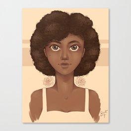 Mellow Canvas Print