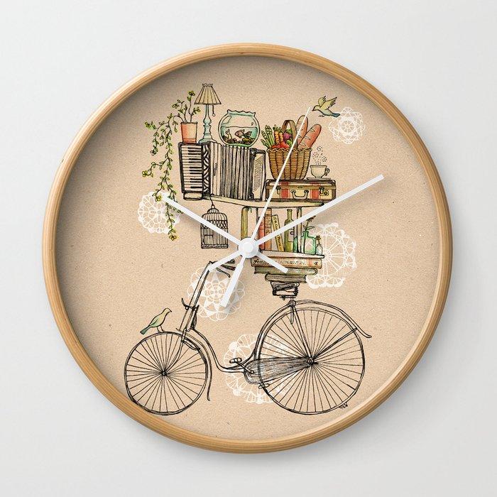Pleasant Balance Wall Clock