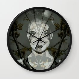 ButterFly Queen Wall Clock