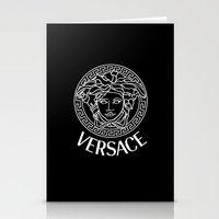 versace Stationery Cards featuring Versace by Nestor2