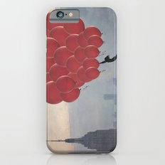 Floating over the City iPhone 6 Slim Case
