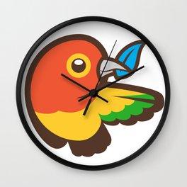 Bower Wall Clock