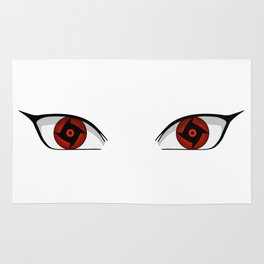 Eyes of Shunshin no Shisui Rug