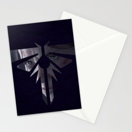 The Last Of Us Part 2 - Ellie & Fireflies Stationery Cards