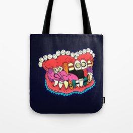 Blingteeth Tote Bag