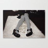 hocus pocus Canvas Prints featuring Hocus Pocus by Bella Harris