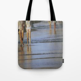 2's at the Beach Tote Bag