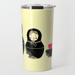 Love Inside Travel Mug