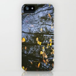 Rest and Reflect iPhone Case