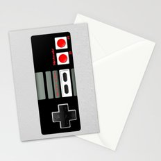 Classic retro Nintendo game controller iPhone 4 4s 5 5c, ipod, ipad, tshirt, mugs and pillow case Stationery Cards