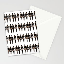zulu sisters all over Stationery Cards