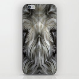 The Grey Witch iPhone Skin