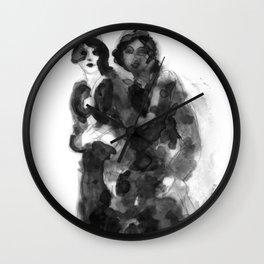 Girls Night Out Wall Clock