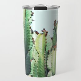 Cactus Love #society6 #decor #buyart Travel Mug
