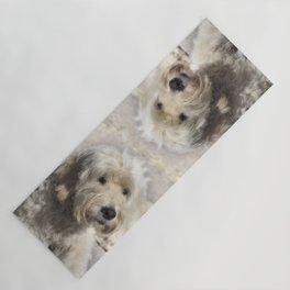 Dog Goldendoodle Golden Doodle Yoga Mat