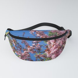 Blooming Plum Tree (7) Fanny Pack