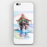 vietnam iPhone & iPod Skins featuring Vietnam by tatiana-teni