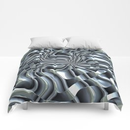 Metal grill design Comforters