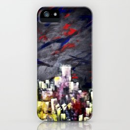HighTopCity iPhone Case