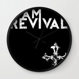 I Am Revival Wall Clock