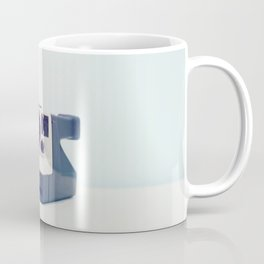 Polaroid Rainbow Land Camera Coffee Mug
