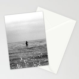 Paddleboarder Stationery Cards