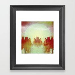 Origin & Outcome Framed Art Print