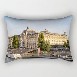 Musée d'Orsay - Paris Rectangular Pillow