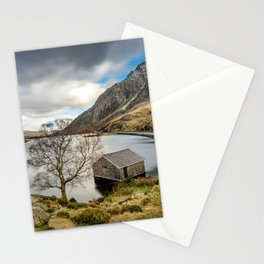 Lake Ogwen Snowdonia Stationery Cards