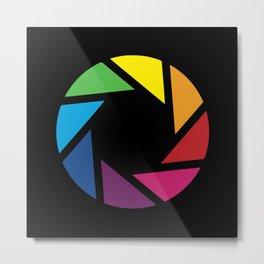 Graphic Lab Color Metal Print