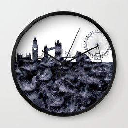 London Great Britain Wall Clock