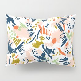 Brushstroke I Pillow Sham