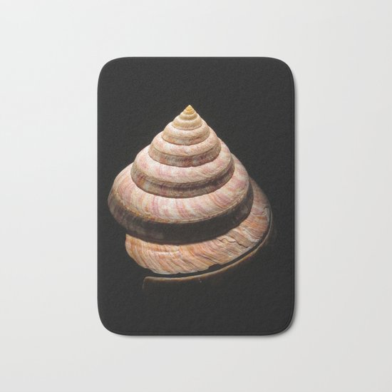 Shell 1 Bath Mat